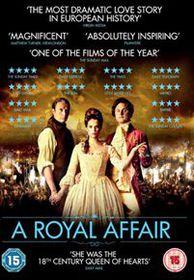 A Royal Affair (Import DVD)