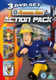 Fireman Sam - Action Pack (DVD)