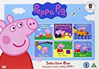 Peppa Pig: Selection Box (DVD)