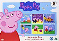 Peppa Pig: Selection Box (DVD)