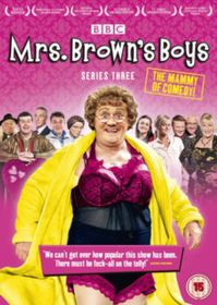 Mrs Brown's Boys - Series 3 - Complete (DVD)