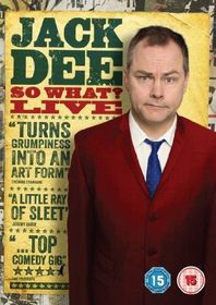 Jack Dee - So What Live (DVD)