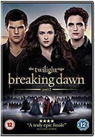 Twilight Saga - Breaking Dawn - Part 2 (DVD)