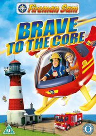 Fireman Sam - Brave To The Core (DVD)