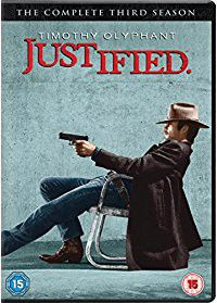Justified - Season 03 (DVD)