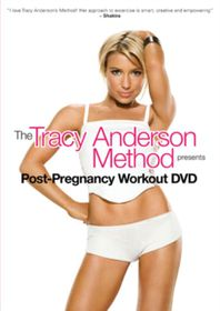 The Tracy Anderson Method - Post-Pregnancy Workout (DVD)