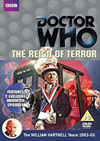 Doctor Who - The Reign Of Terror (DVD)