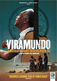 Viramundo - A Musical Journey With Gilberto Gil (DVD)