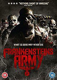 Frankenstein's Army (DVD)