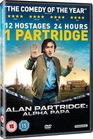 Alan Partridge - Alpha Papa (DVD)