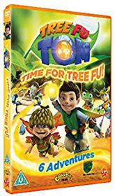 Tree Fu Tom: Time for Tree Fu (DVD)
