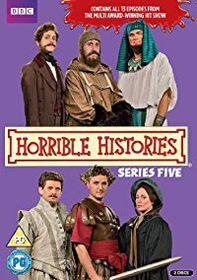 Horrible Histories - Series 5 - Complete (DVD)
