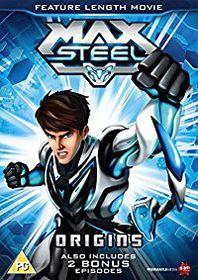 Max Steele: Origins (DVD)