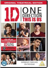 One Direction: This Is Us (DVD)