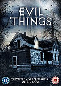 Evil Things (DVD)