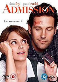 Admission (2013) (DVD)