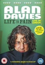 Alan Davies - Life Is Pain (DVD)