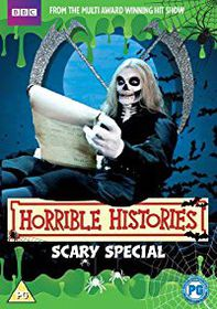 Horrible Histories - Scary Halloween Special (DVD)