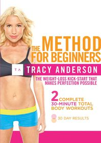 Tracy Anderson - The Method For Beginners (DVD)