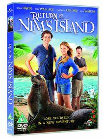 Return To Nim's Island (DVD)