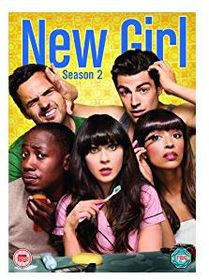New Girl - Series 2 - Complete (DVD)