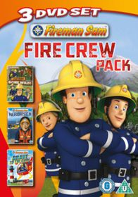 Fireman Sam - Fire Crew Pack (DVD)