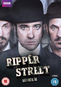 Ripper Street - Series 2 - Complete (DVD)