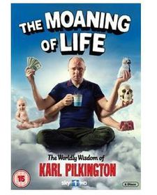 The Moaning Of Life (DVD)