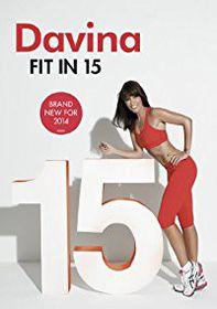Davina - Fit In 15 (DVD)