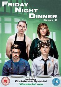 Friday Night Dinner - Series 2 - Complete (DVD)