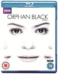 Orphan Black - Series 1 - Complete (Blu-Ray)