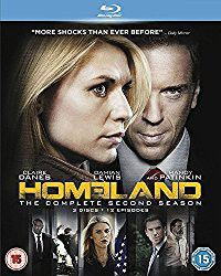 Homeland: Series 2 (Blu-ray)