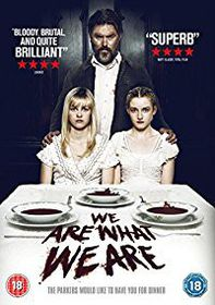 We Are What We Are (DVD)