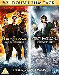 Percy Jackson 1-2 (Blu-ray)