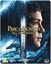 Percy Jackson 2: Sea Of Monsters - Blu-ray3D Limited Edition (Blu-ray)