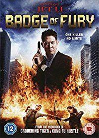 Badge of Fury (DVD)