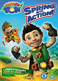 Tree Fu Tom: Spring Into Action (DVD)
