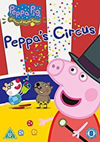 Peppa Pig: Peppa's Circus (DVD)