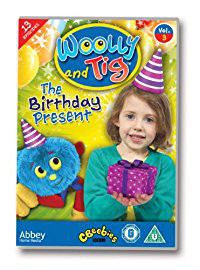 Woolly And Tig: The Birthday Present (DVD)