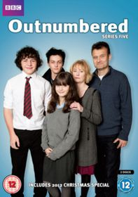 Outnumbered - Series 5 - Complete (DVD)