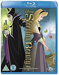 Sleeping Beauty 2014 Re-Sleeve (Blu-ray)