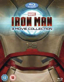 Iron Man 1-3 (Parallel Import)
