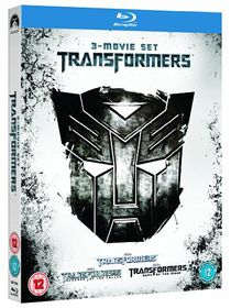 Transformers / Transformers - Revenge Of The Fallen / Transformers - Dark Of The Moon (Blu-Ray)