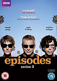 Episodes - Series 3 - Complete (DVD)