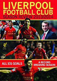 Liverpool Football Club Season Review 2013/2014 (DVD)