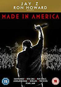 Jay Z - Made In America (DVD)