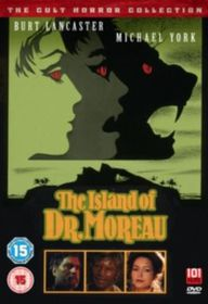 The Island Of Dr Moreau (DVD)