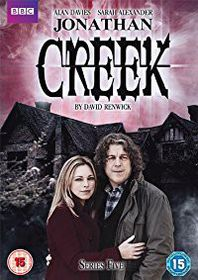 Jonathan Creek - Series 5 - Complete (DVD)