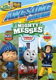 Awesome Adventures - Mighty Messes (DVD)