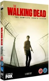 The Walking Dead - Series 4 - Complete (DVD)